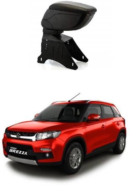 PRTEK Car Centre Console Hand Armrest Universal(Black) 0044 Car Armrest