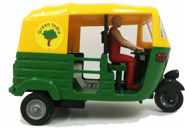 WECAN FASHION Kids Plastic Green Auto Cng