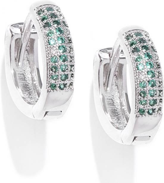 0cb295e59 Hoop Earrings - Buy Hoop Earrings online at Best Prices in India ...