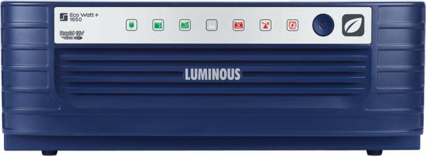 LUMINOUS EcoWatt + 1650 Square Wave Inverter