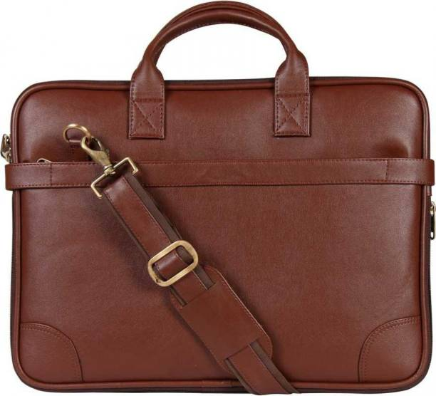 a6dfdc1d40 Leather Bags - Buy Leather Bags for Men & Women Online at India's ...