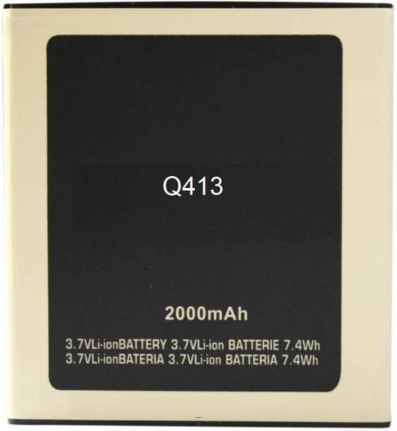 mobi com Mobile Battery For  MICROMAX Q-413 ( 2000 MAH )