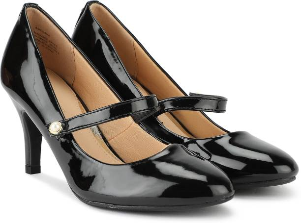 Dune London Women Black Heels