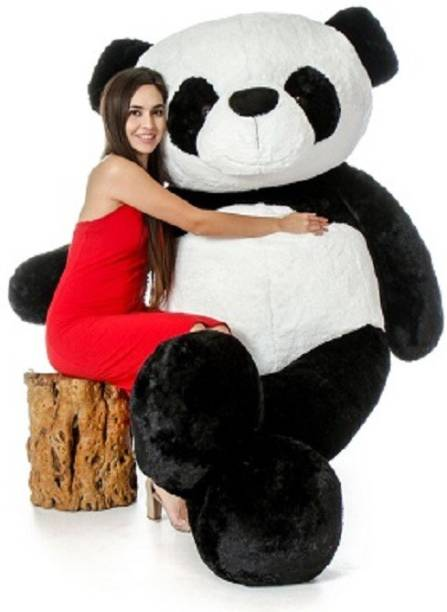AVS 3 Feet Stuffed Spongy Hugable Imported Panda Teddy Bear (Super Quality) Special For Gift  - 91 cm