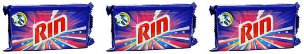 Rin Advanced Bar - 150gm pack of 3 Detergent Bar