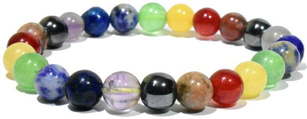 Healings4u Stone Crystal Bracelet