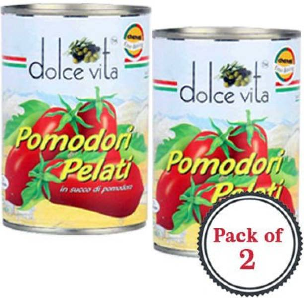 Dolce Vita Pomodori Pelati Peeled Tomatoes