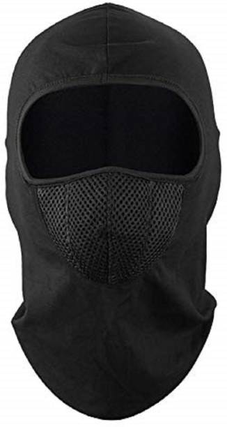 New Vastra Lok Black Helmet Skull Cap for Men & Women