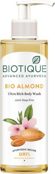 BIOTIQUE Bio Almond Oil Body Wash