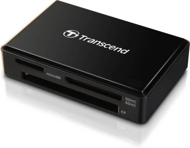 Transcend TS-RDF8K2 USB-3.1 (Gen 1) Card Reader