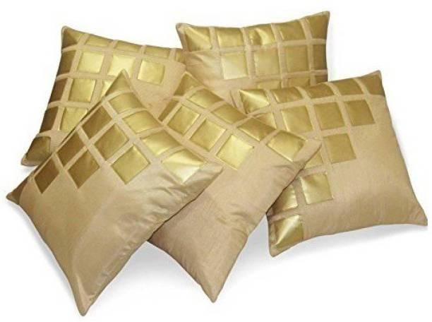 MS Enterprises Geometric Cushions Cover