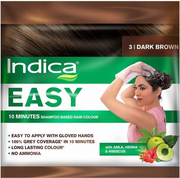Indica Easy , Dark Brown 3
