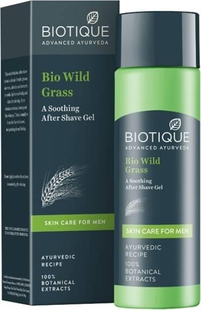 BIOTIQUE Bio Grass After Shave Gel