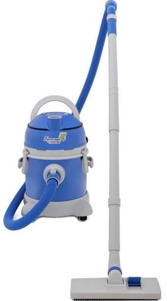 EUREKA FORBES Euroclean Blue-White Best Wet & Dry Vacuum Cleaner