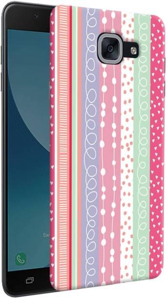 Polymol Back Cover for Samsung Galaxy J7 Max