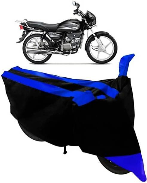 ELECTRIBLES Two Wheeler Cover for Hero