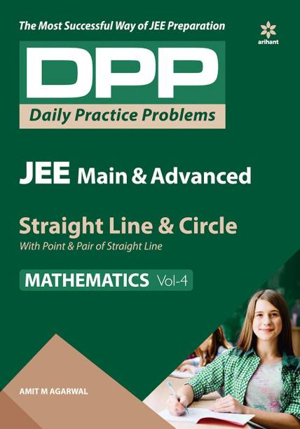 Daily Practice Problems (Dpp) for Jee Main & Advanced - Straight Line & Circle Mathematics 2020