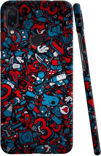 My Thing! Back Cover for Mi Redmi Note 7 Pro, Mi Redmi Note 7, Mi Redmi Note 7S