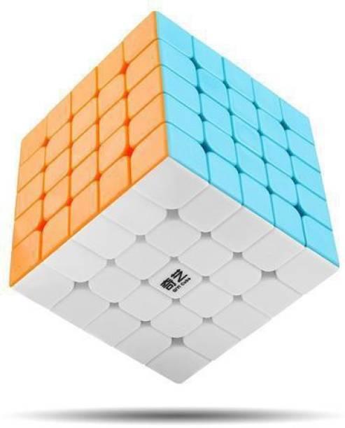 Cubelelo QiYi QiZheng S 5x5 Stickerless Puzzle toy speed cube