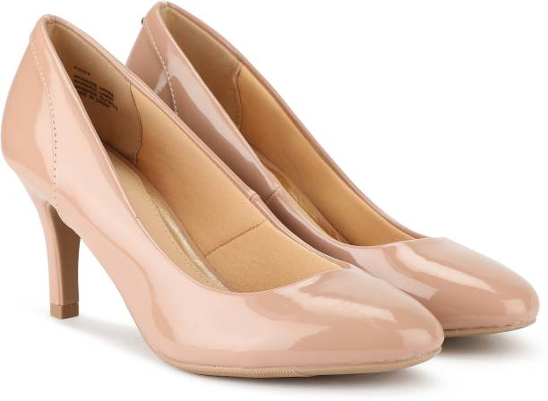 Dune London Women Neutral Heels