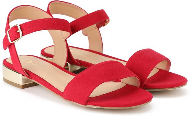 Dune London Women Red Heels