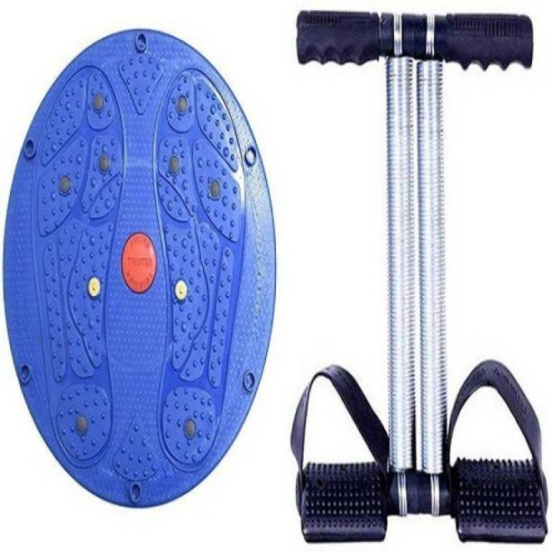 GJSHOP tummy twister and tummy trimmer combo Home Gym Kit Ab Exerciser