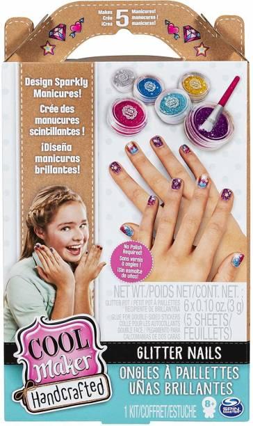 Cool Maker Handcraft Glitter Nails
