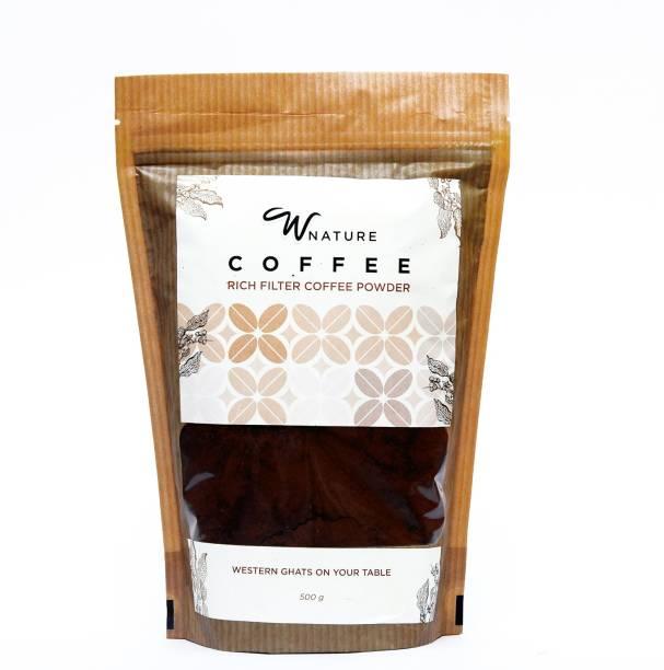 wnature Organic Filter Coffee-500g-Coffee 80% n Chicory 20% Filter Coffee