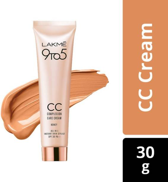 Lakme 9 to 5 Complexion Care CC Cream Foundation