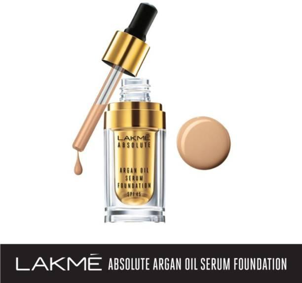 Lakmé Absolute Argan Oil Serum with SPF 45 Foundation