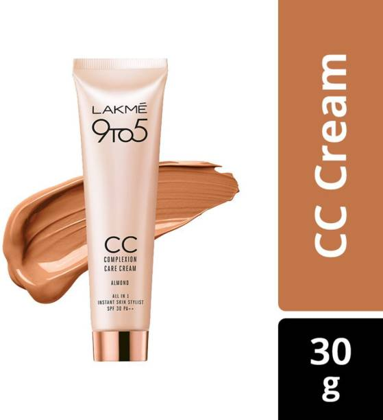 Lakmé 9 to 5 Complexion Care Cream SPF 30 PA++ Foundation