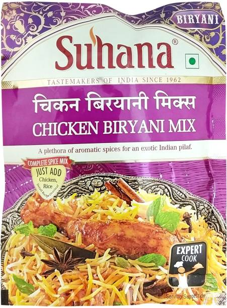 SUHANA Chicken Biryani Mix 50 g