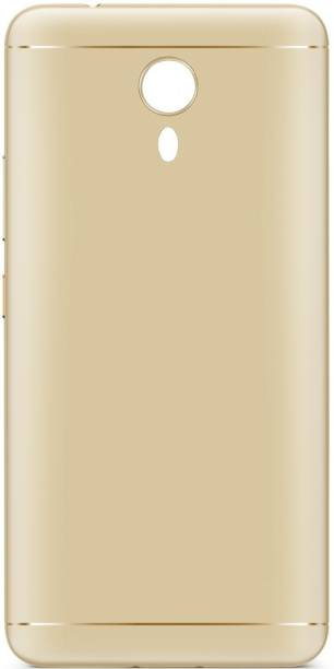 plitonstore Gionee A1-Gold OEM Shell Back HOUSING Panel for-(Gionee A1)-(Gold) Back Panel
