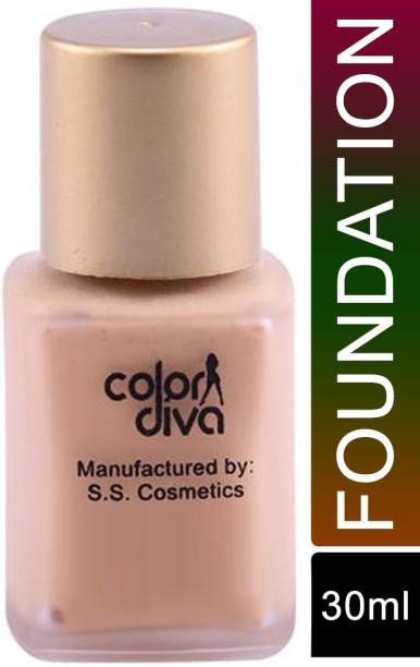 Color Diva Foundation 30ml Foundation