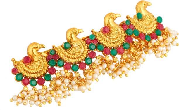 APARA Ruby Traditional Bridal Hair Clip