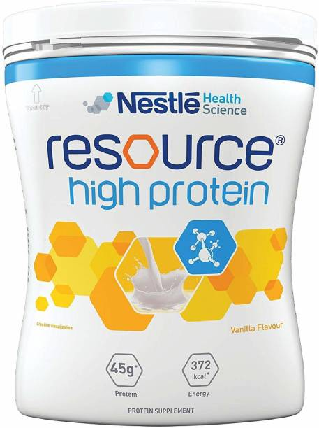 Nestle Resource High Protein Pet Jar Pack (Vanilla Flavour)
