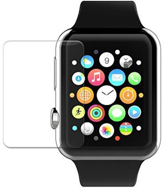 Zootkart Tempered Glass Guard for Apple iWatch