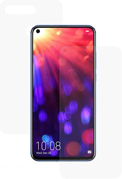Case Creation Front and Back Screen Guard for Honor View20