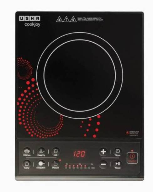 USHA IC3616 INDUCTION COOKTOP Induction Cooktop