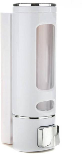 SSSE White Innova TOTAL Home Heavy Duty Abs 400 ml Gel, Lotion, Conditioner, Soap, Shampoo Dispenser