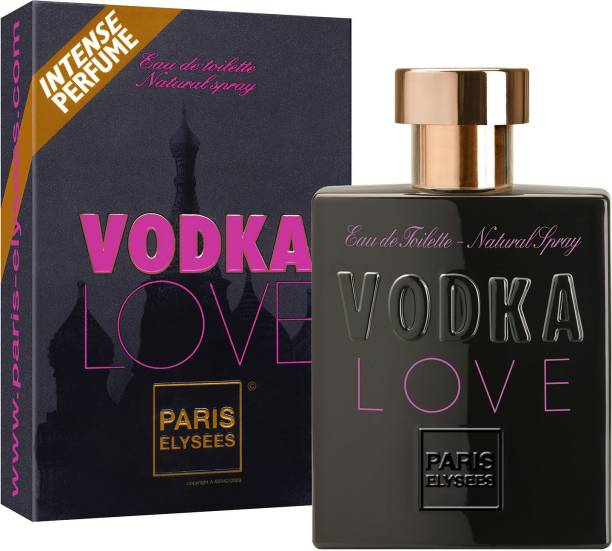 Paris Elysees Vodka Love Eau de Toilette  -  100 ml