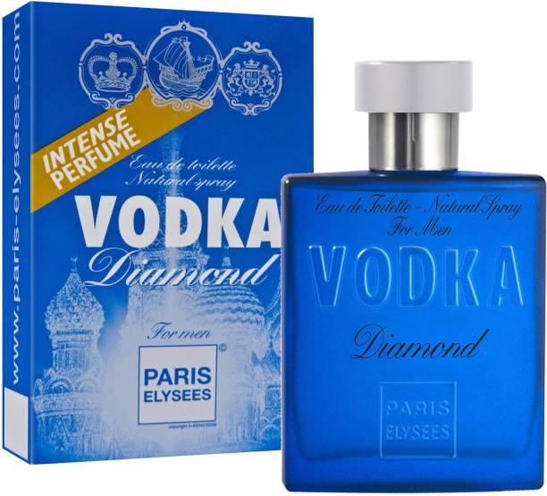 Paris Elysees Vodka Diamond Eau de Toilette  -  100 ml