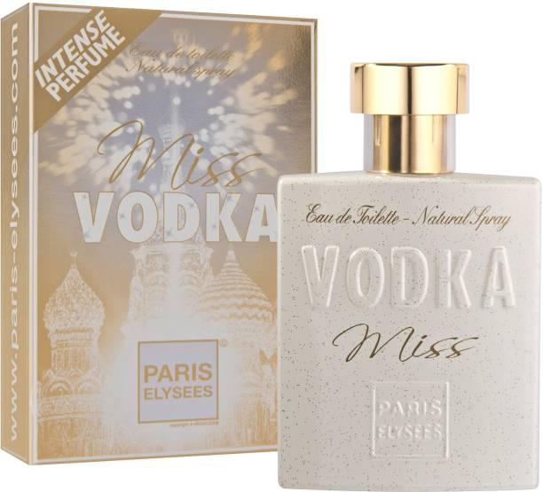 Paris Elysees Miss Vodka Eau de Toilette  -  100 ml