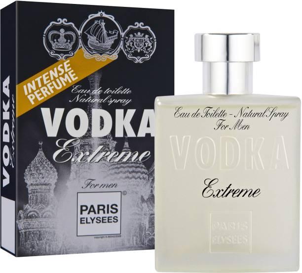 Paris Elysees Vodka Extreme Eau de Toilette  -  100 ml