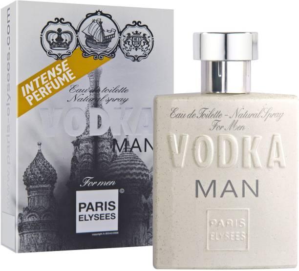 Paris Elysees Vodka Man Eau de Toilette  -  100 ml