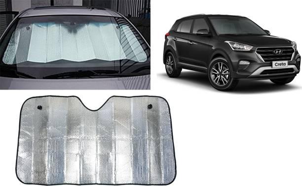 AUTO PEARL Dashboard, Rear Window Sun Shade For Hyundai Creta