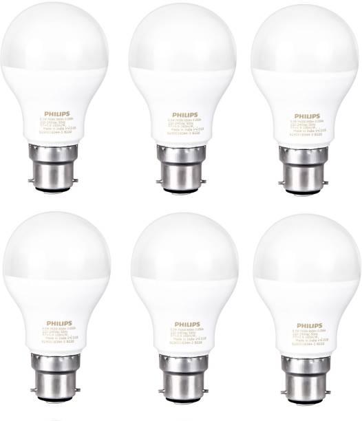 PHILIPS 8.5 W Standard B22 LED Bulb