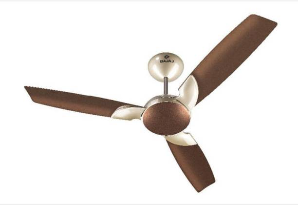 BAJAJ Harrier Anti-Germ, Bye-Bye Dust 1200 mm 3 Blade Ceiling Fan