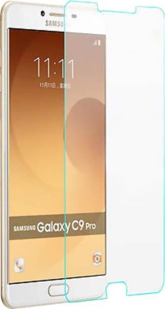 Mudshi Tempered Glass Guard for Samsung Galaxy Galaxy C9 Pro