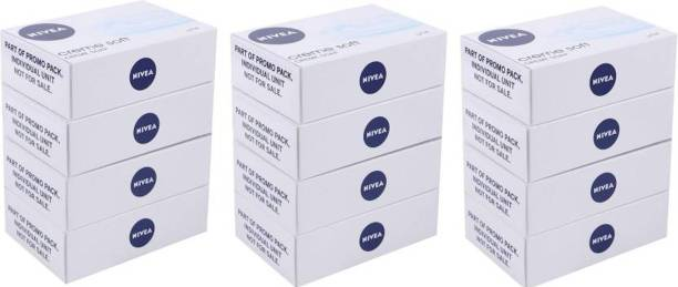 NIVEA Creme Soft Soap- 125 gm X 4 (Pack Of 3) (1500 gm)